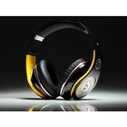 Monster Beats Studio Pittsburgh Steelers Headphones Diamond MB63 | beats by dre pittsburgh steelers | Scoop.it