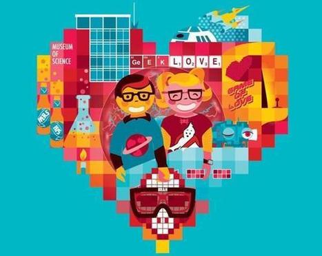 A geek's guide to Valentine's day | 3D Virtual-Real Worlds: Ed Tech | Scoop.it