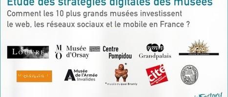 La Factory NPA – Comment les musées investissent les réseaux sociaux ? – MuseumWeek | Musées et muséologie | Scoop.it