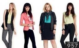 Reitmans révèle sa collection pour femmes professionnelles - Surmon36 | Femmes d'affaires | Scoop.it