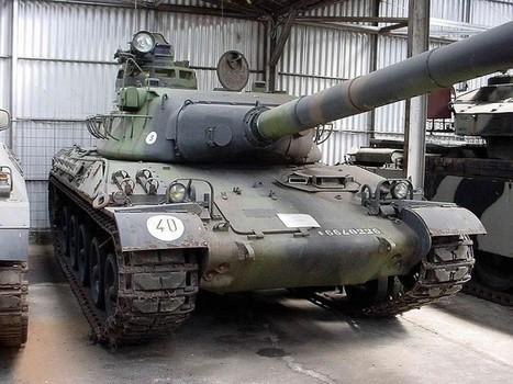 AMX-30B2 – WalkAround | History Around the Net | Scoop.it