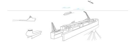 DNV GL Unveils Its Unmanned FLNG Concept | Offshore Australia | Scoop.it