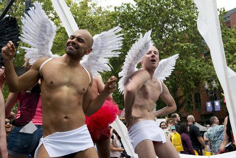 The 2013 Portland Pride Parade (photos) | Gay Entertainment | Scoop.it
