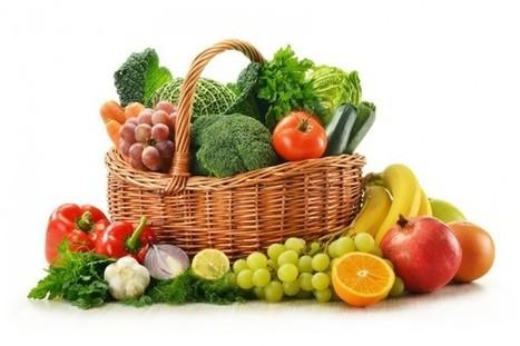 Comer frutas y verduras beneficia la salud física y mental | Seguridad Ocupacional - Administracion de Operaciones | Scoop.it