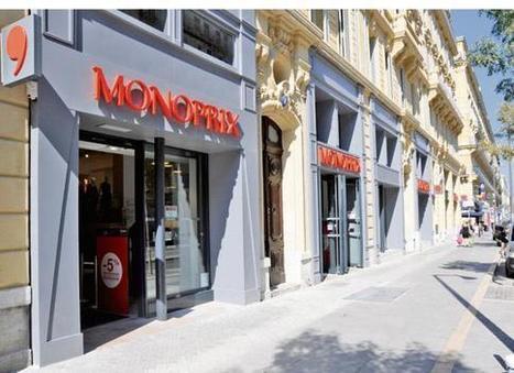 Monoprix devient une marque à part entière - Les Échos | Branding News & best practices | Scoop.it
