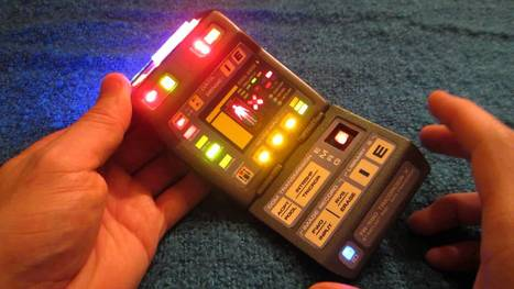 Will The Medical Tricorder From Star Trek Become Real? - The Medical Futurist | Revolution in HealthCare | Scoop.it
