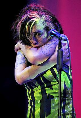 Amy Winehouse Last Performance | Alienated Me | optioneerJM | Scoop.it