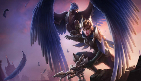 League of Legends Champion Spotlight: meet Quinn and Valor, Demacia's Wings - PCGamesN | Nice Shot, Cupcake. | Scoop.it