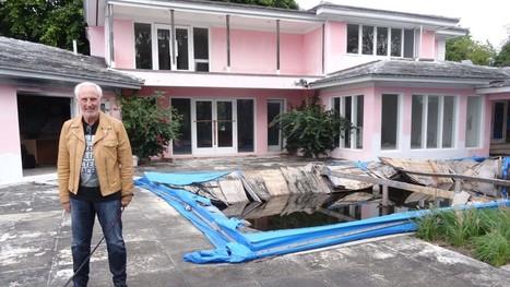Un Français rachète une villa d'Escobar pour la détruire et y trouver de l'argent | Immobilier | Scoop.it