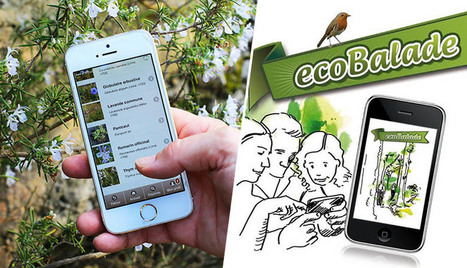 EcoBalade, l'application gratuite qui embellit vos randonnées sauvages ! | Stratégie digitale et médias sociaux | Scoop.it