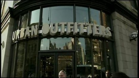Urban Outfitters See Profit Jump as Sales Increase - Fox Business | Sales | Scoop.it