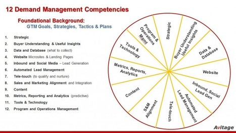 12 Demand Management Competencies for Success | Selling to Big Brands | Scoop.it