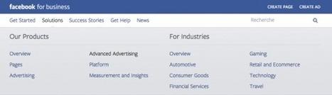 Facebook for Business: une nouvelle version très réussie - Emarketinglicious   graph search facebook   Scoop.it