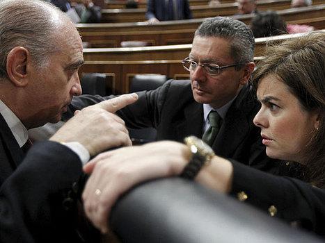 Gallardón sólo defenderá 'el derecho de las mujeres a decir sí' - El Mundo.es | Legislación y servicios sociales | Scoop.it
