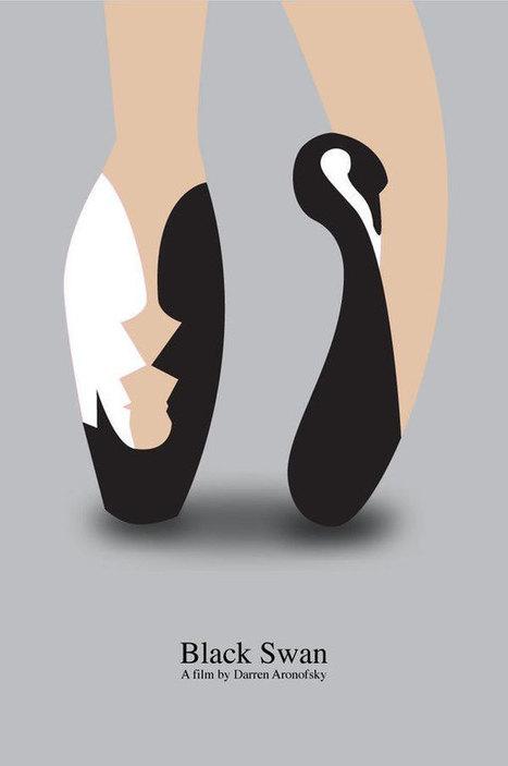 51 Striking Minimalist Poster Designs | Bashooka | Public Relations & Social Media Insight | Scoop.it