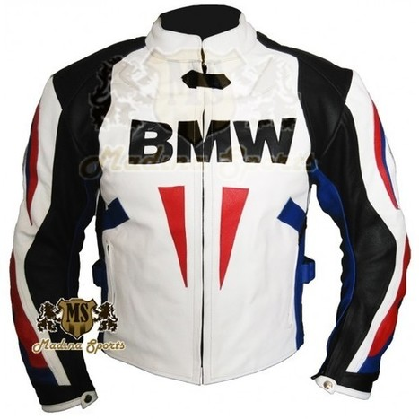 BMW Racing Motorcycle Leather Jacket Motorbike | Adidas TT10 Black Hockey Stick | Scoop.it