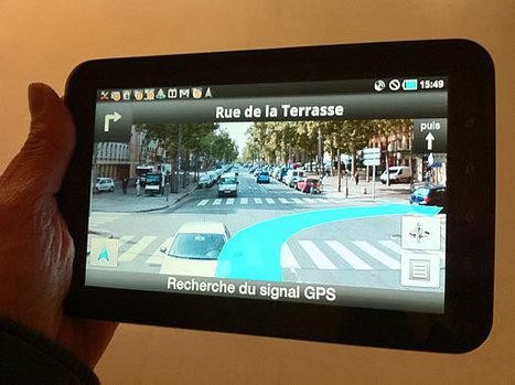 Samsung Galaxy Tab : le test complet | A propos de l'avenir de la presse | Scoop.it