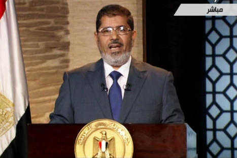 Egypt reformist warns of Morsi decree turmoil | Human Rights and the Will to be free | Scoop.it