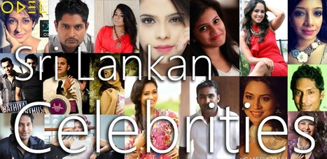 Sri Lankan Celebrities Project - for Windows Phone   Windows Phone Apps by Udara Alwis   Scoop.it