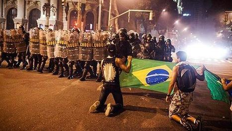 Protests and the World Cup | #georic | Scoop.it
