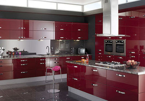 Appealing and Inspirational Kitchen Design Ideas | Home Improvement | Scoop.it