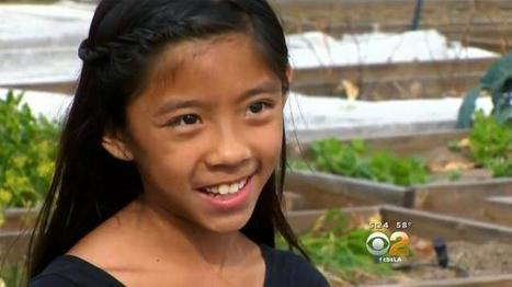 California school has kids growing greens for vegan lunch | GMOs & FOOD, WATER & SOIL MATTERS | Scoop.it