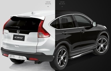 Honda revealed two new CR-V special editions | MotorExposed.com | Car news | Scoop.it
