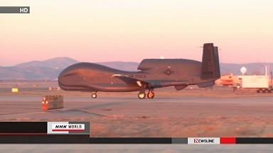Des plans de vol de l'avion de reconnaissance Global Hawk probablement publiés sur Internet | NHK | Japon : séisme, tsunami & conséquences | Scoop.it