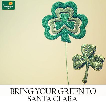 Celebrating St. Patty's Day in Santa Clara | Affordable Hotel in Santa Clara | Scoop.it
