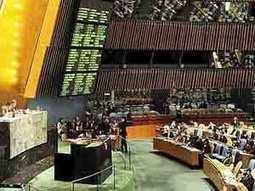 Asamblea General ONU emite resolución crítica contra Siria | El conflicto en Siria y la intervencion de la UNICEF | Scoop.it