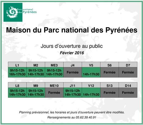 Rendez-vous avec le Parc national des Pyrénées à la cabane de Moune (Badet) le 8 février | Vallée d'Aure - Pyrénées | Scoop.it