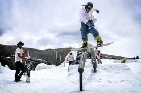 Winter still on at Copper Mountain with Woodward rail jam Saturday - Summit Daily News   Ski Resort News   Scoop.it