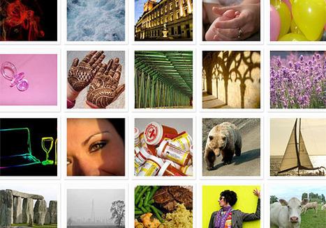 Bancos de imágenes gratuitos para el diseño de páginas web | ICT & Education | Scoop.it