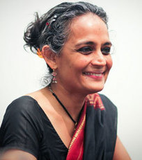 ":: Arundhati Roy:~""The People Who Created the Crisis Will Not Be the Ones That Come Up With a Solution"" :: 