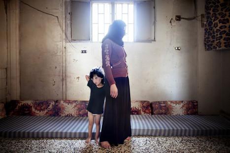 The women who fled  | Photographer: Espen Rasmussen | PHOTOGRAPHERS | Scoop.it