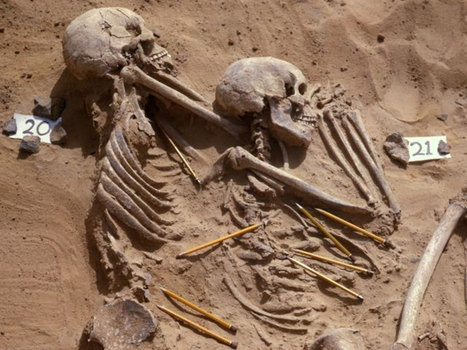 Saharan remains may be evidence of first race war, 13,000 years ago | Aux origines | Scoop.it