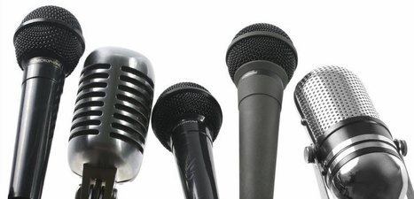 Different Types of Microphones | What you need to put on a show | Scoop.it