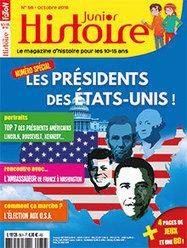 Histoire Junior N°56 - Octobre 2016 | L'ACTU du CDI | Scoop.it