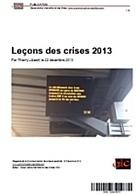 Leçons des crises 2013. Par Thierry Libaert | Digital & Réseaux sociaux | Scoop.it