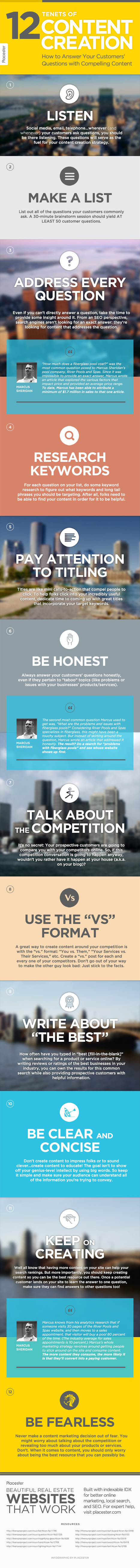 Les 12 étapes d'une stratégie de contenu réussie | Content strategy and UX | Scoop.it