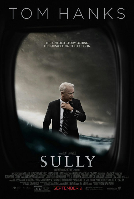 SULLY de Clint Eastwood [Critique Ciné] - Freakin' Geek | Freakin' Geek | Scoop.it
