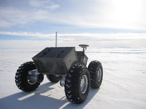 Robot Yeti Tells You Where Not to Go in Antarctica - IEEE Spectrum | Artificial Intelligence - Robotics | Scoop.it