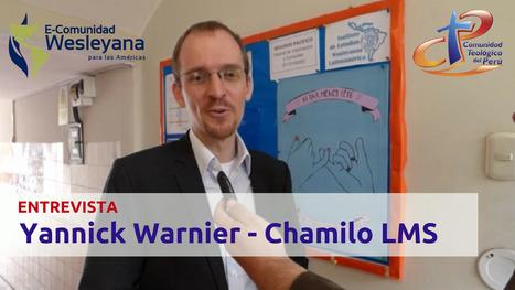 Entrevista sobre e-learning con Yannick Warnier, confundador de Chamilo LMS | Marketing de Contenidos | Scoop.it