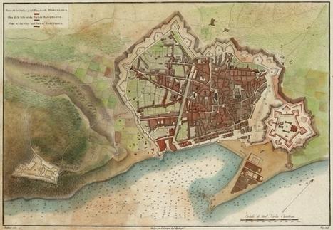 Barcelona (1841-1860) Neix l'Eixample « Cartografia i Món - Blog | TIG | Scoop.it