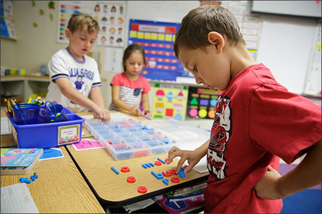More States and Districts Embrace Biliteracy   ¡CHISPA!  Dual Language Education   Scoop.it