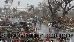 Not Much Interest In Post Typhoon Relief Effort In The Philippines | News From Stirring Trouble Internationally | Scoop.it