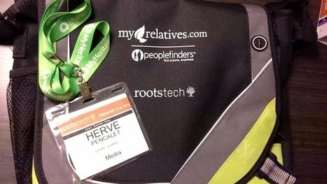 Rootstech 2014 - Vendredi 7 février - La généalogie d'Hervé | Nos Racines | Scoop.it