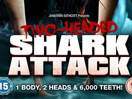 Movie Review: 'Two-Headed Shark Attack' | Reviews and Trailers | Scoop.it