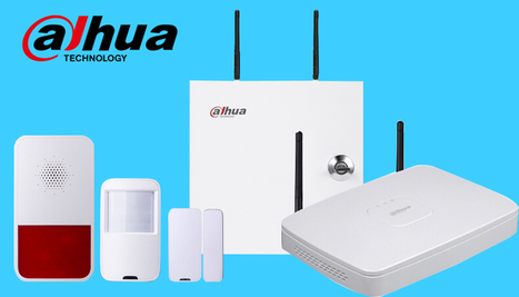 Dahua alarm systems offering video alarm integrated solution | Product News | Intrusion & security information | Scoop.it