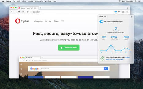 Opera's service for syncing web browser data hacked, users urged to reset passwords | Business Video Directory | Scoop.it